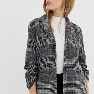 ASOS knit blazer